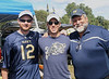 Dereks 10th Reunion Weekend at USNA, and football game, Sept 29-30, 2012 :