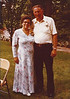 Great Grandpa DeBoer and Nana(Ted & Julia DeBoer) 50th wedding anniv. at Grandpa Deboers home in EB, Summer 1976 and Pics from Sue DeBoers wedding. :