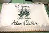 Adam and Debbie Banack 40th Anniversary, Aug 2, 2015 :