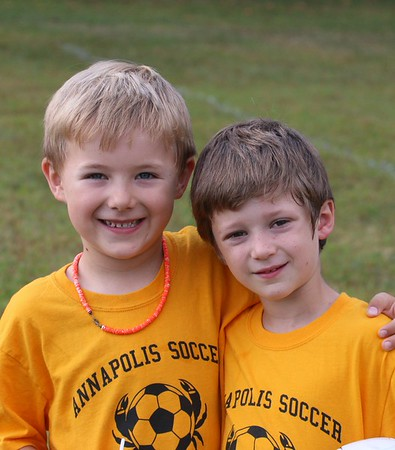 Avery and Brayden Soccer Games, Sept. 19 2015 ,  Annapolis, MD