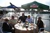 Debs Birthday dinner at Kleins in Belmar, NJ, June 09 :