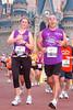 Derek & Niki, Disney Marathon for Leukemia Society, Florida, 1/13/08 :