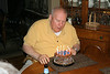 Grandpa DeBoers 79th Birthday , barbque in Monroe for dinner, May 7, 2012 :