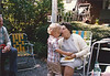 Mothers Day 1986 at Nana and Greatgrandpa DeBoer's in Clifton NJ, on Luddington Ave. :