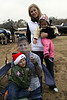 Navy Tailgate with Niki, Brayden, Avery and Mom Bruhn vs So.Alabama 42-14 win, great fun with the kids! :