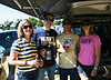 Navy vs W Kentucky Tailgate, Sept. 27,2014, with Derek, Niki & the kids with Josh & Jill Helwig and their crew. Navy lost, but a fun tailgate! :