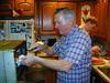 Pizza making w/Grandpa Bruhn, December 02 :